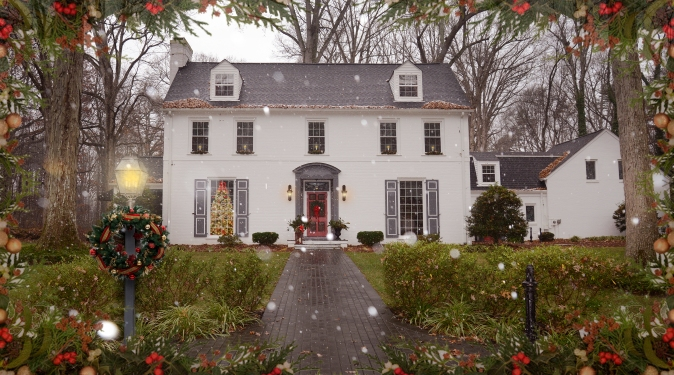 bentley manor christmas